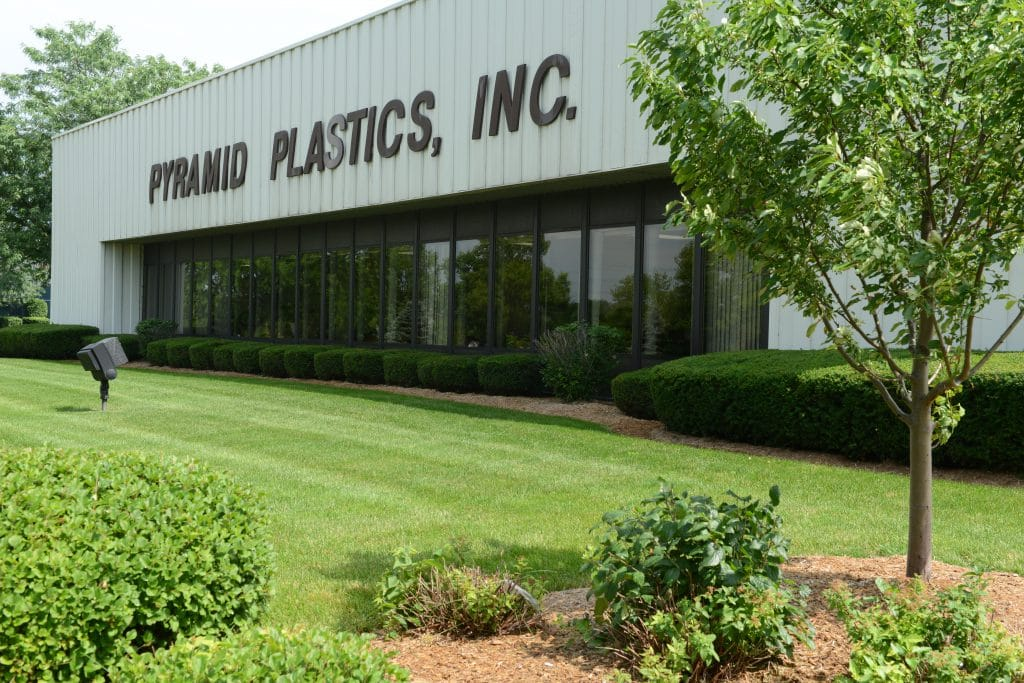 Pyramid Plastics Headquarters